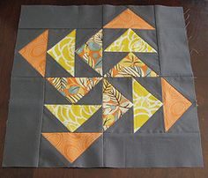 really like this quilt block!