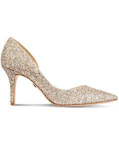 Badgley Mischka Daisy D'Orsay Pumps - Pumps - Shoes - Macy's