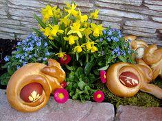 so bunt stellen wir uns Ostern vor Bunt, Easter Activities