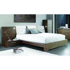 Simple and Elegant Scandinavian Bedroom Design Bedroom Furniture Design, Modern Bedroom Design, Contemporary Bedroom, Bed Furniture, Bedroom Designs, Modern Contemporary, Bedroom Decor, Modern Furniture Toronto, Contemporary Furniture Stores