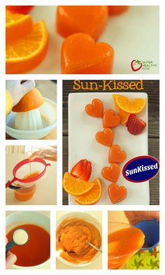 FOOD - Sun-Kissed Fruit Chews Recipe {100% Fruit}. Homemade fruit chews! 100% fruit. http://www.superhealthykids.com/sun-kissed-fruit-chews-100-fruit/