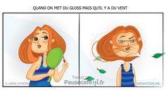 10+Situations+Quotidiennes+de+Filles+Illustrées+avec+Humour+! Ahahahah  sono IO!!!!!!