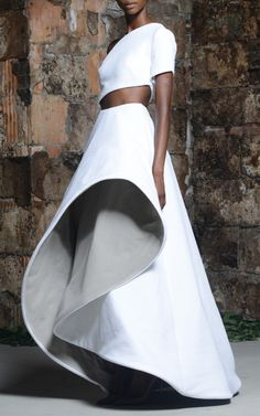Rosie Assoulin Resort 2015 Trunkshow Look 32 on Moda Operandi