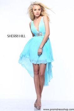 Sherri Hill 1560 at Prom Dress Shop | Prom Dresses