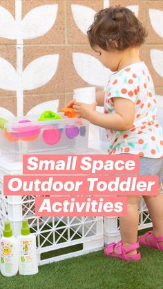 Outdoor Activities For Toddlers, Infant Activities, Diy Kids Furniture, Train Up A Child, Plastic Container Storage, Toddler Development, Beach Toys, Backyard Games, Recycling Bins