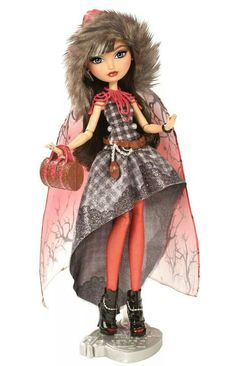 Legacy Day Cerise Hood Ever After High. This may actually be the prettiest doll I have ever seen.