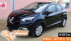 RENAULT CAPTUR 15 TDCI Da AutoRoma http://affariok.blogspot.it/
