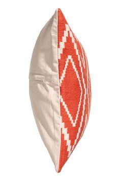 Žakárový povlak na polštářek - Oranžová - HOME | H&M CZ 2