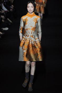 Albert Feretti A/W14 @ Milan Fashion Week