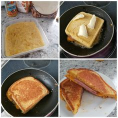 Keto Low Carb Grilled Cheese - Crafty Morning