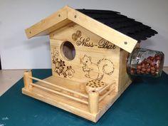Eichhörnchenhaus Bauanleitung zum selber bauen | Heimwerker-Forum