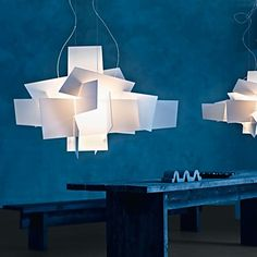 lustres acryliques blanc-explosion 200-240 V – CAD $ 187.49