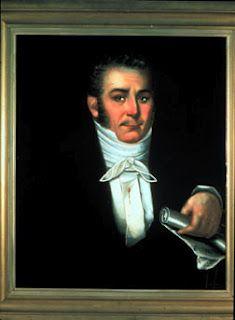 Jean Michel Fortier III, 1839 by Julien Hudson