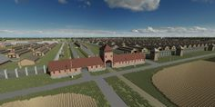 Auschwitz-Birkenau | Oswiecim, Poland Minecraft Build  First of all, before we go in to anything, we would like to make one thing very clear. This project is not intended to offend anyone.