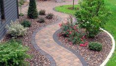 55 Best Small Yard Landscaping & Flower Garden Design - Home/Decor/Diy/Design Diy Design, Fence Design, Design Ideas, Yard Design, Front Yard Landscaping, Landscaping Ideas, Hillside Landscaping, Backyard Privacy, Landscaping Plants