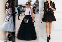 Gonne di tulle fashion