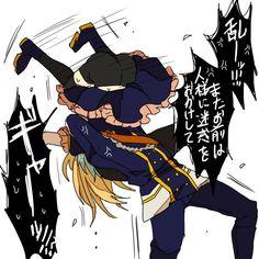 What a good brother~ Nikkari Aoe, Anatomy Poses, Pencil Art Drawings, Touken Ranbu, Fan Art, Comics, Illustration, Anime, Twitter