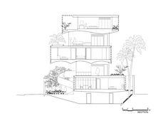 Gallery - Binh Thanh House / Vo Trong Nghia Architects + Sanuki + Nishizawa architects - 28