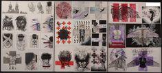 Top Art Exhibition - Printmaking » NZQA Z Arts, Lino Prints, Level 3, Asylum, Visual Arts, Printmaking, Collages, Art Photography, Photo Wall