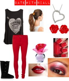 """""""Date with Nialler"""" by abbydaley7821 ❤ liked on Polyvore"""