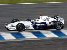 2006 BMW Sauber F1.06 (Nick Heidfeld)