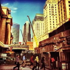 """@einarrice's photo: """"Walking from Union Station to the subway! #toronto #arch #architecture #architecturelover"""""""