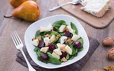 Insalata invernale Ricotta Pasta, Potato Salad, Salads, Avocado, Potatoes, Cheese, Meat, Cooking, Ethnic Recipes