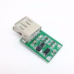 New 5Pcs Mini DC-DC Step-up Power module Converter 5v usb Boost charger usb power supply DIY Electronic building blocks robot – Home Appliance Shop