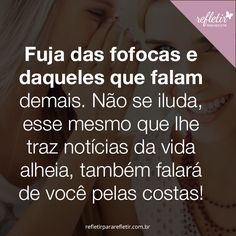 #frases #fofoca #pessoas #dificeis #para #refletir @refletir