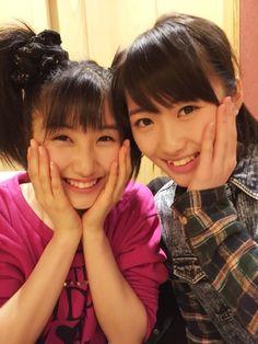 モーニング娘。'14 - 佐藤優樹 Sato Masaki、工藤遥 Kudo Haruka