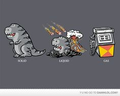 this is what really happened to the dinosaurs! ha ha