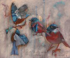 Wisdom starts with wonder - Nicolette Geldenhuys Art (FB)