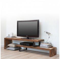 stoer industrieel tv meubel - Google zoeken