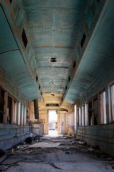 Telemagica Abandoned Train Sd San Go