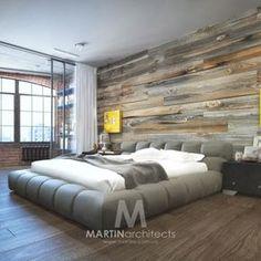 Дизайн интерьера спальни, стиль - лофт: фото, идеи дизайна, каталог - oselya.ua