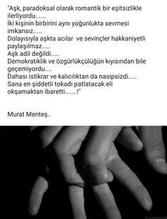 Murat Menteş...