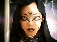 female sith makeup - Google Search
