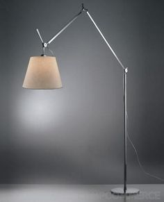 Lovely Artemide Lampe de sol Tolomeo Mega Lampmerce