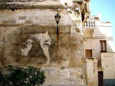 street art chisel -
