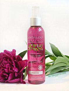 Andalou Naturals, 1000 Roses, Floral Toner, Sensitive
