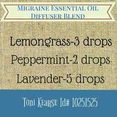 Essential Oil Blends For Headaches (+ Top 5 Oils That Help 4 Amazing Essential Oil Blends For Headaches (+ Top 5 Oils That Help!) - Enjoy Natural Amazing Essential Oil Blends For Headaches (+ Top 5 Oils That Help! Migraine Essential Oil Blend, Essential Oils For Migraines, Essential Oil Diffuser Blends, Natural Essential Oils, Young Living Essential Oils, Natural Oils, Essential Oil Mixtures, Melaleuca Essential Oil, Oil For Headache