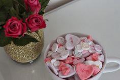 Homemade Love Hearts