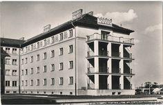Mladá garda - 50.roky Bratislava, Multi Story Building, Racing, Times, Running, Auto Racing