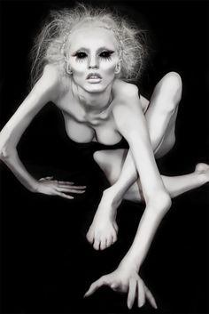 Bizarre And Creepy Photography