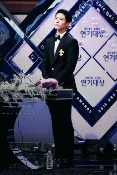 park bo gum 박보검 2015 KBS drama awards