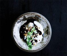 Lav mad som noma derhjemme - Euroman Food Styling, Food Art, Pudding, Desserts, Dressage, Dish, Kitchens, Tailgate Desserts, Deserts
