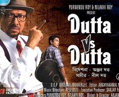 Dutta VS Dutta Bangla Movie Dutta VS Dutta Sandip Ray's most recent movie will be much taken off the field of investigator movies or perhaps a thriller such as Hitlist and it is