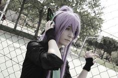 Alis-Kai as Kamui Gakupo (Vocaloid). Magnet (Gakupo x Gumi) version. Photography by Dranon.