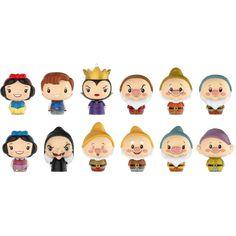 Snow White Funko Disney Pint Size Heroes Set of 12 Classic Cartoon Characters, Classic Cartoons, Funko Figures, Vinyl Figures, Disney Princess Set, Polymer Clay Disney, Funko Mystery Minis, Action Toys, Disney Tsum Tsum