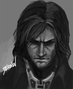 One the greatest art with Corvo